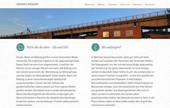 Soziale Dreigliederung Johannes-Mosmann.de