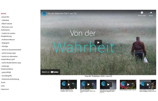 Soziale Dreigliederung alternativ3gliedern.com