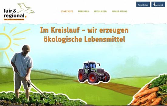 Soziale Dreigliederung fair&regional.de