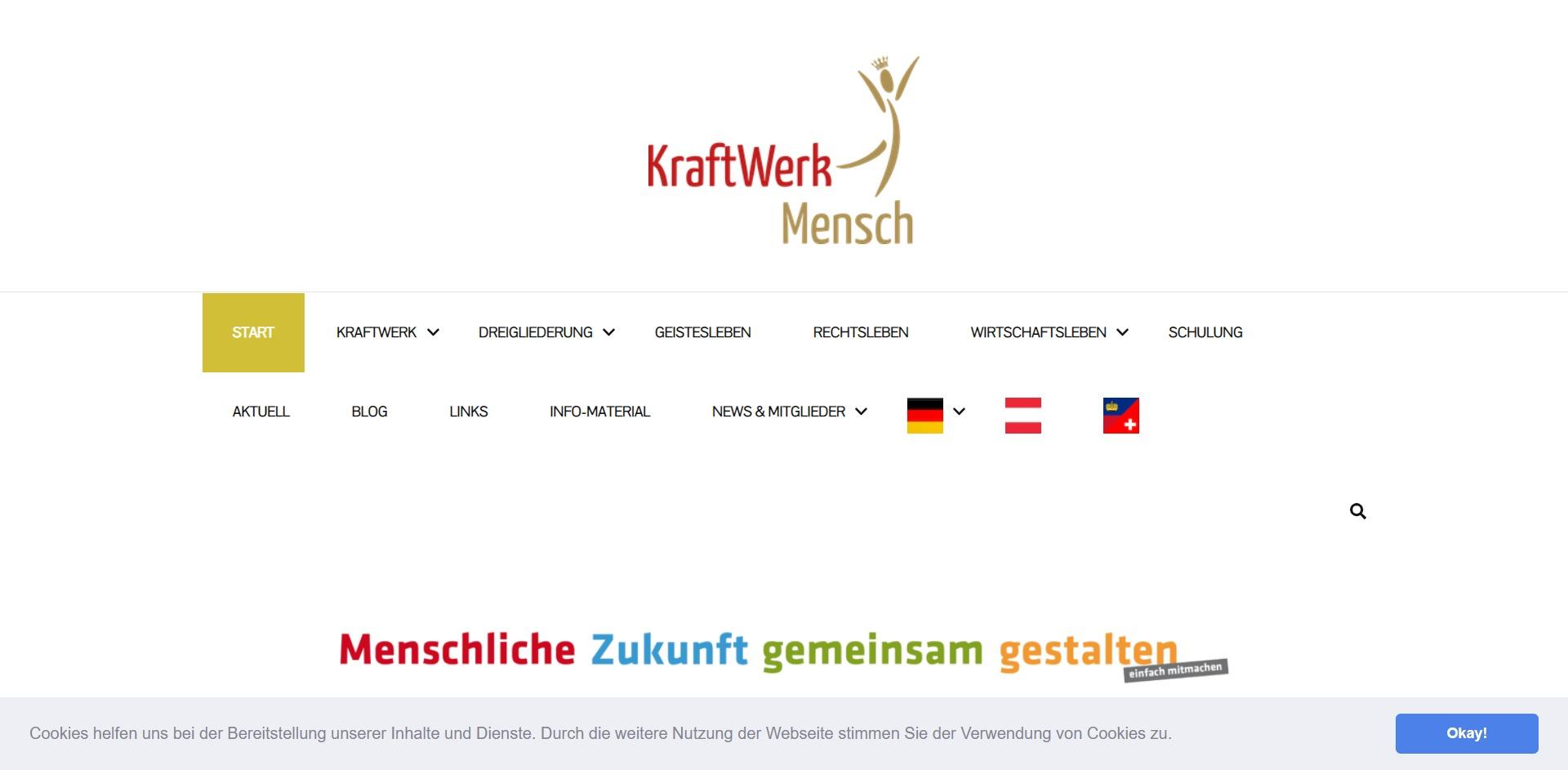 Kraftwerk-Mensch.de