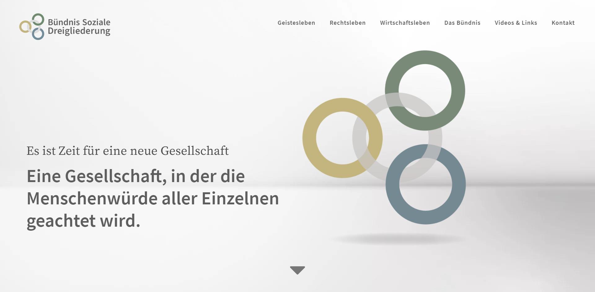 sozialedreigliederung.org